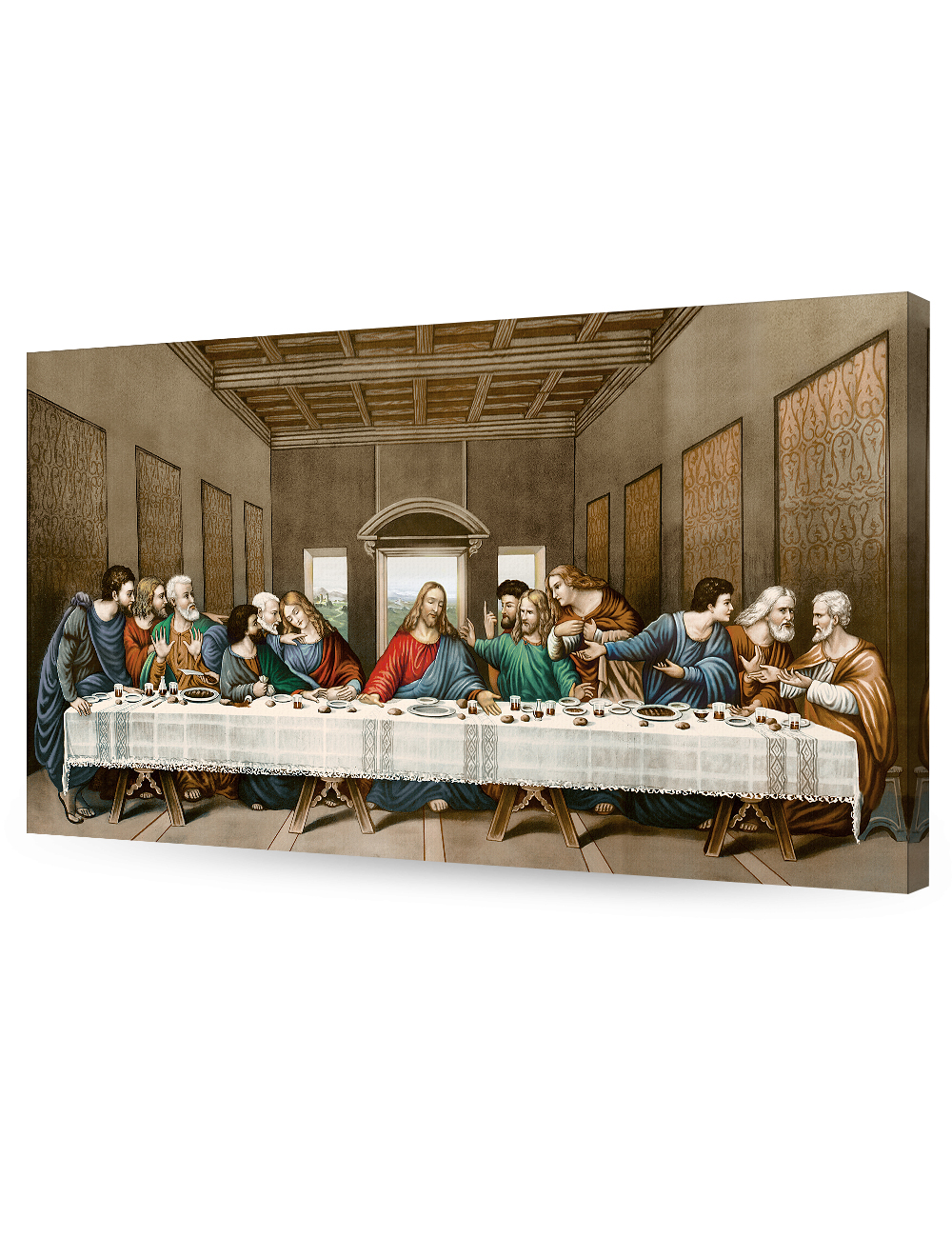 Decorarts The Last Supper Reproductions Giclee Print